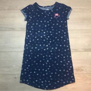 Disney Minnie Mouse soft Denim dress